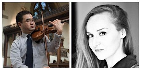 Recital: Fumi Otsuki (Violin) and Sarah Kershaw (Piano) | ONLINE ENCORE tickets