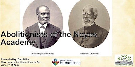 Abolitionists of the Noyes Academy tickets