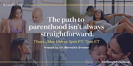 All Paths to Parenthood tickets