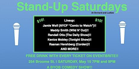 LES Comedy - BYOB Comedy Show (9pm SHOW) tickets