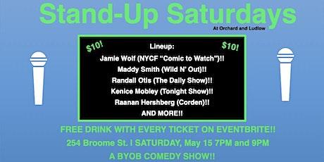 LES Comedy - BYOB Comedy Show (7pm SHOW) tickets