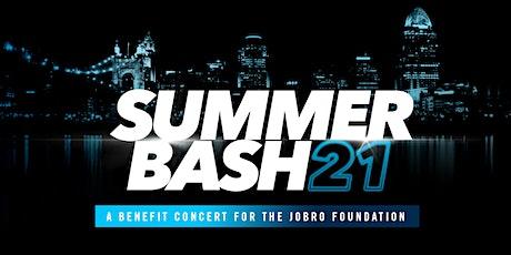 SummerBash 21' tickets
