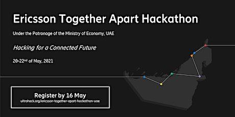 Ericsson Together Apart Hackathon UAE tickets
