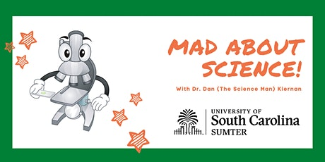 Mad About Science Camp tickets
