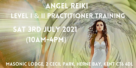 03-07-21 Angel Reiki Practitioner Course - Levels I & II tickets