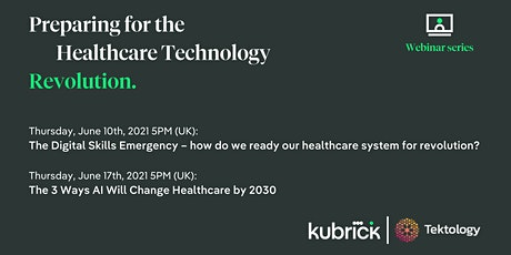 Preparing for the Healthcare Technology Revolution billets