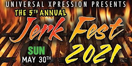 Jerk Fest 2021 tickets