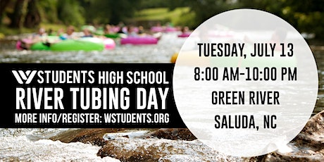 WStudents HS River Tubing Day tickets