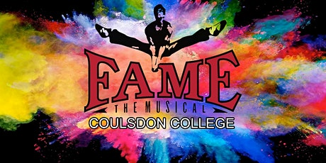 FAME - An evening with Coulsdon College Performing Arts (P1) biglietti