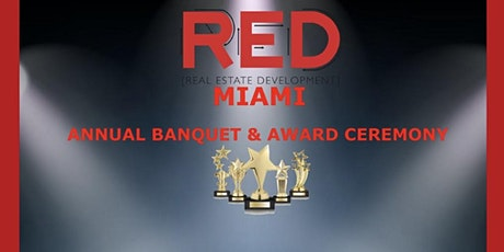 RED Miami, Awards Ceremony tickets
