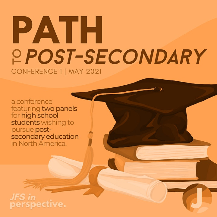 JFS IN PERSPECTIVE: Path To Post-Secondary (Canadian Panel) image