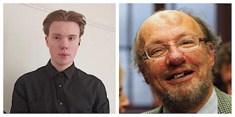 Recital: James Upton (Baritone) and Nigel Simeone (Piano) | LIVE tickets