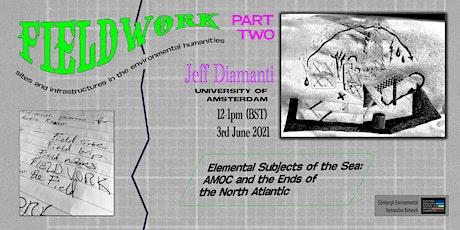 FIELDWORK #2: Jeff Diamanti tickets