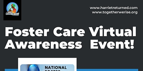 Foster Care Awareness Event tickets