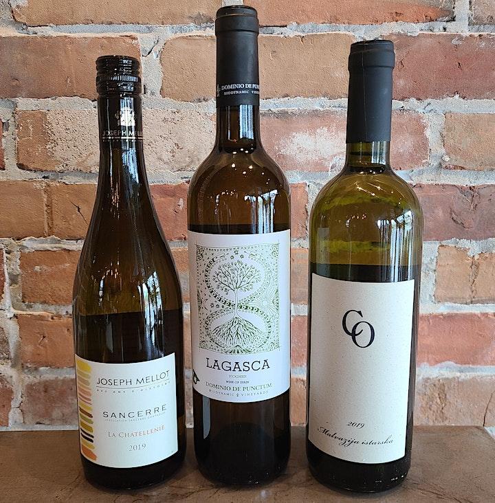Wine & Dine @ Home & Online image