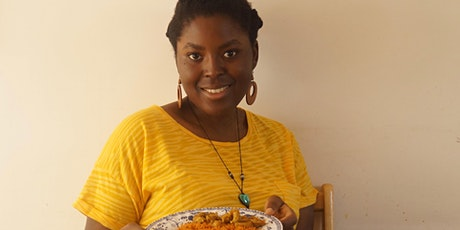Cook-along with 'The Vegan Nigerian' Tomi Makanjuola tickets