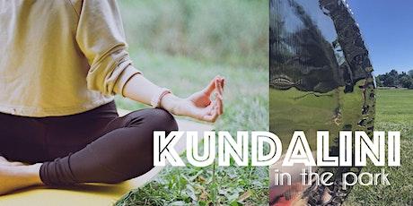 Kundalini in North Boulder Park tickets