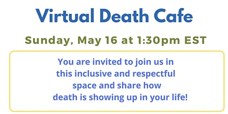 Death Café , Windsor & Essex County tickets