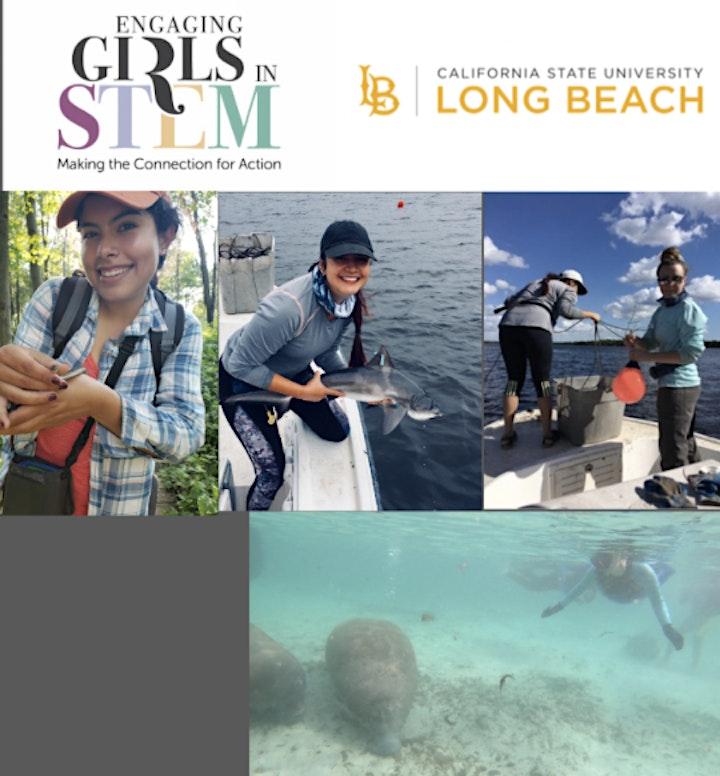 First Marine Biologist in the Family; Primera Biologa Marina en la familia image