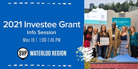 Social Venture Partners: 2021 Investee Grant Info Session tickets