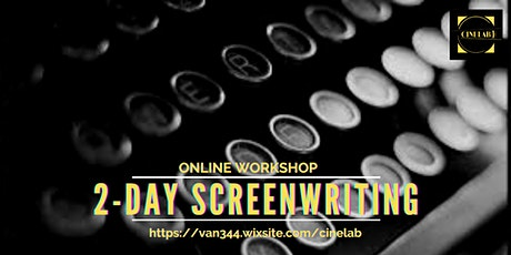 2-Day Screenwriting Workshop tickets