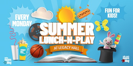 Summer Lunch-N-Play I Trolls World Tour FREE Screening tickets