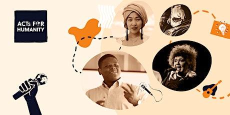"""""""Bühne frei für Menschlichkeit!"""" am UNESCO-Welttag der kulturellen Vielfalt Tickets"""