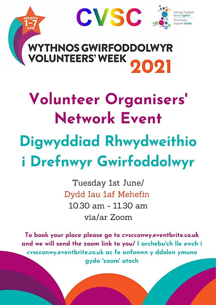 Volunteer Organisers' Network image