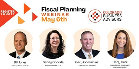 Fiscal Planning for Successful Companies tickets