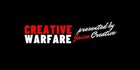 Creative Warfare: Finals tickets