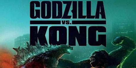 "Lehman College SAAC Screening of ""Godzilla VS Kong"" tickets"