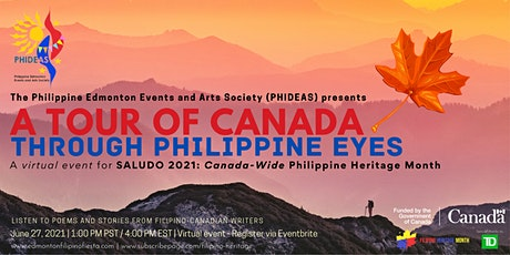 A Tour of Canada Through Philippine Eyes tickets