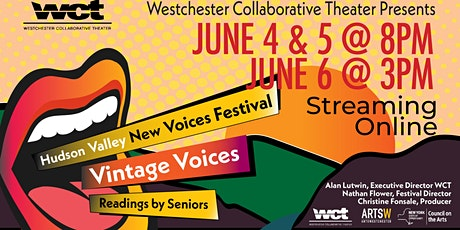 New Voices Festival presents Vintage Voices directed by Christine Fonsale tickets