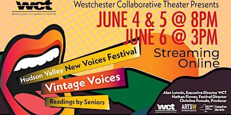 WCT's New Voices Festival presents Vintage Voices tickets