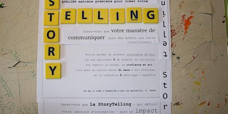 Lorient - fabriquer son storytelling billets