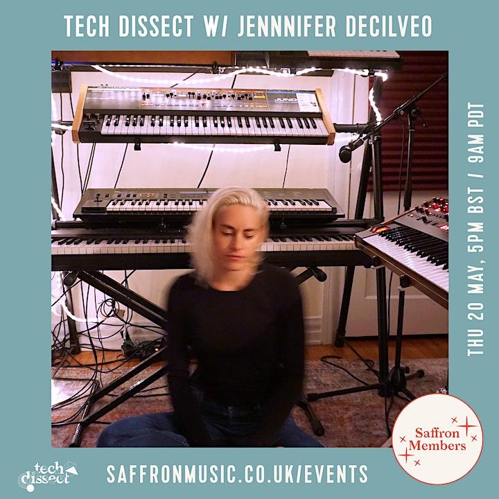 Tech Dissect w/ Jennifer Decilveo image