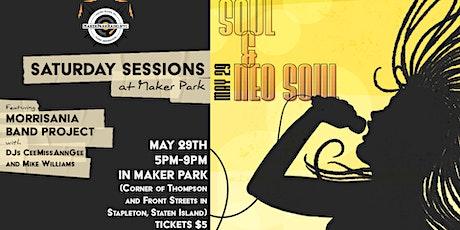 Maker Park Radio at Maker Park - Soul tickets