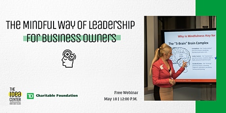 The Mindful Way of Leadership for Business Owners Tickets