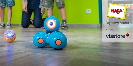 Zum Digitaltag 2021: Roboter mit künstlicher Intelligenz Tickets