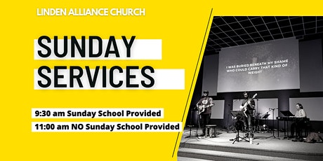 Linden Alliance Church  In Person Service tickets