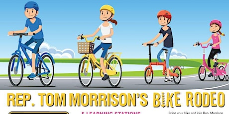 Rep. Tom Morrison's Bicycle Rodeo tickets