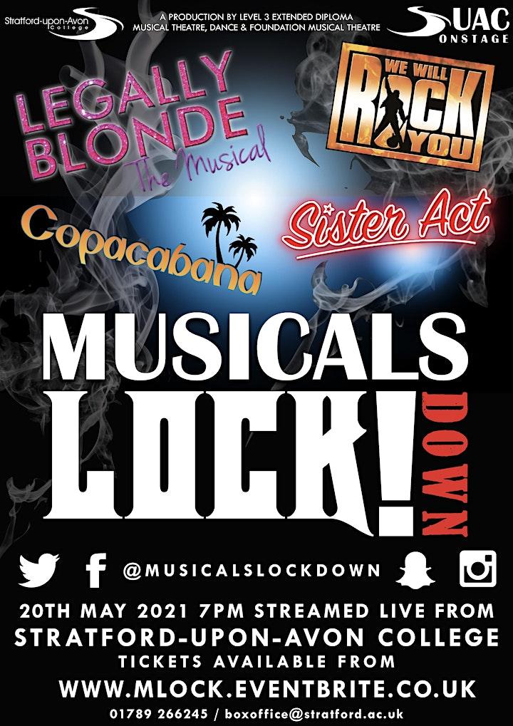 Musicals LOCK!down image