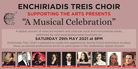 Online Concert presented by Enchiriadis Treis supporting local musicians tickets