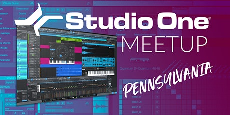 Studio One E-Meetup - Pennsylvania tickets
