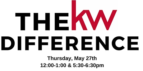 The KW Difference tickets