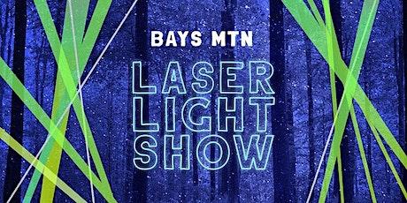 Bays Mountain Park Laser Light Show  Sunday May 23, 2021 tickets