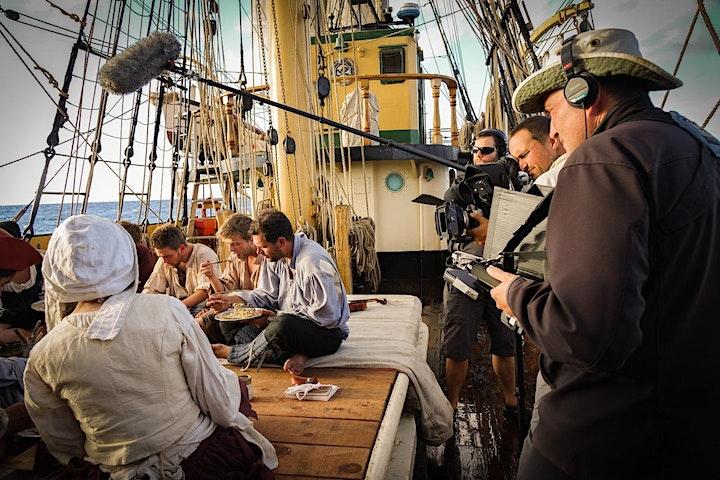 Image de Du livre d'histoire au plateau de tournage