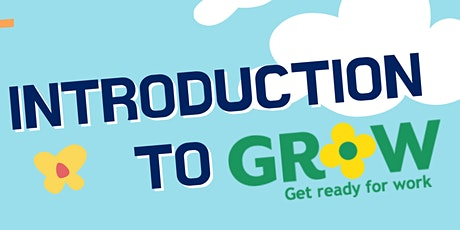 Welcome to GRoW tickets