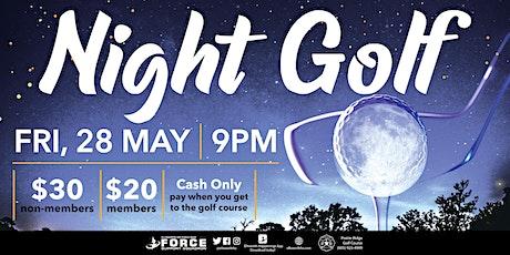 PRGC 2021 Night Golf tickets