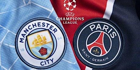 LIVE@!!..@ Manchester City v Paris Saint-Germain LIVE ON fReE UEFA 2021 tickets